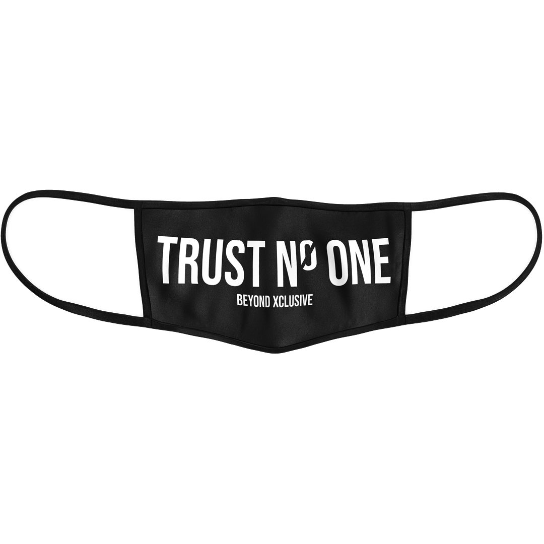 Trust No One Mask